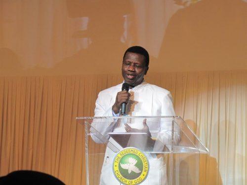 'Stop Meddling In Church Affairs' – Pastor Adeboye Warns FG