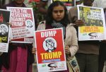 The World's Major Cities Unite Against Donald Trump In Widespread Protests [Photos]