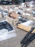 Custom Officers Intercepts Consignment Of 661 Pump Action Rifles In Lagos Port [Photos]