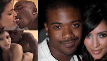 Ray j et kim putain