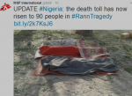 Rann UPDATE: Death Toll From Incidental Air Strike Rises To 90
