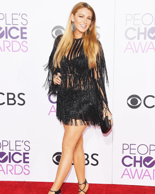 The Glamorous Moments From People's Choice Awards Red Carpet [Photos]