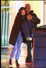 Photos: Selena Gomez And The Weeknd Hug, Kiss After Dinner Date