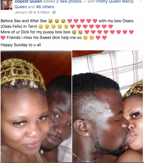 #ThingsWeSeeOnSocialMedia:Just Look At Caption Of What This Lady Posted On Facebook