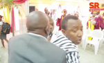 Video: Security Agents Bounces SaharaReporters' Publisher, Sowore Out Of UNILAG Convocation