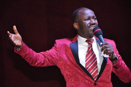 CAN Berates Yemi Osinbajo For Keeping Silent Over The 'DSS – Apostle Suleiman' Saga