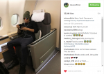 Tekno & Manager, Ubi Off To New York To Seal Lucrative Sony Deal [Photos]