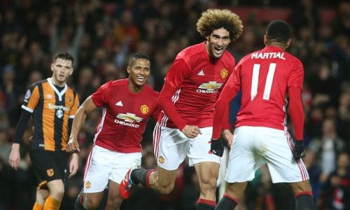 Manchester United Sound Warning To Liverpool With Crucial Win Against Hull City
