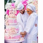 Awwwww … Check Out Pictures From The Traditional Wedding Of This Dapper White Man & A Nigerian Lady