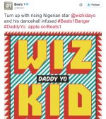 Fans Drag UK's Top Radio station For Referring To Wizkid As 'Rising Nigeria Star' [Hilarious Tweets]