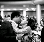 Photos: Veteran Comedian, Ali Baba & Wife Engrossed In Heavy PDA