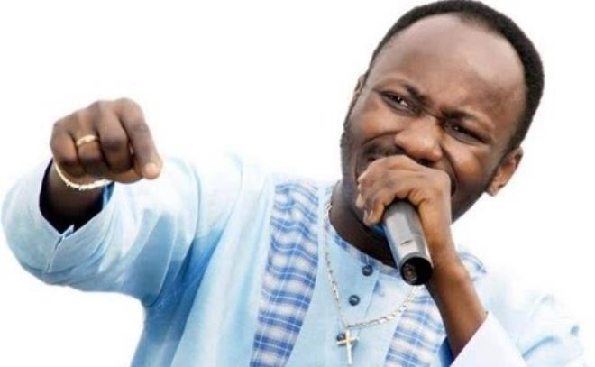 Apostle John Suleman Expels Pastor Who Used His Church Name For MMM (Photos)