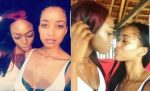 Beverly Osu Triggers 'Lesbianism' Rumors After Kissing Girlfriend In Controversial Clip