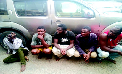 Police Nabs Lagos Pastor In Connection With Notorious Armed Robbers