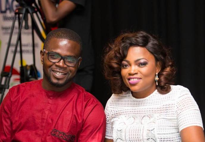 Funke Akindele And Hubby, JJC Skillz Launch New Record Label
