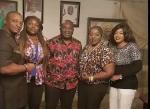 Abia State Governor Okezie Ikpeazu Donates N13 Million To Save Actor Prince James Uche (Photos)