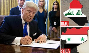 President Trump To Begin Building Mexico Border Wall Tomorrow – Set To BAN people From Syria, Six Other 'Dangerous' Muslim Countries From Entering America