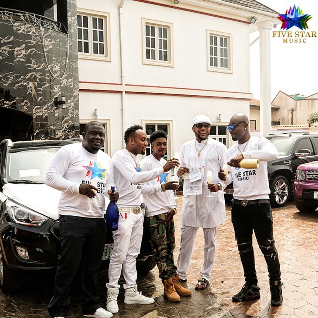 'Why We Arrested Harrysong' – Five Star Music