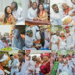 Photos From Laura Ikeji And Ogbonna Kanu's Traditional Wedding