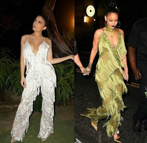 Who Wore It Better: Rihanna Vs Kylie Jenner