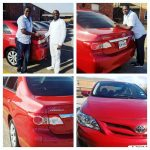 Fan Blesses Actor Muyiwa Ademola With Car, Cash For Touching His Life Through His 14 Year Old Movie 'Ori'