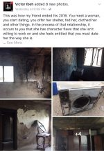"""Evil Is Not Gender Specific!"" Man Narrates How Nigerian Lady Burnt Down Boyfriend's House Because He Broke Up With Her"