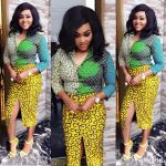"""I Don't Know Her, I have Never Spoken To Her, And The Said Outfit Wasnt Given To Me By Her"" Actress Mercy Aigbe Reacts To Claims By Fashion Designer"