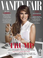 Melania Trump Covers Mexico's Vanity Fair Magazine