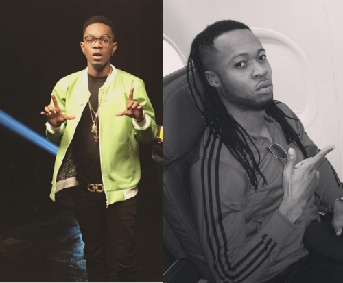 'Improve The Tourism Sector' – Flavour, Patoranking Tells Buhari