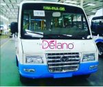 See The Bus That Governor Ambode Will Replace Danfo With In Lagos