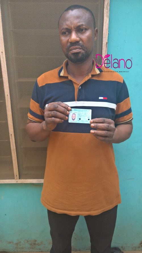 Man Who Specializes In Printing Fake Voters Cards Arrested In Lagos