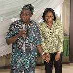 Obasanjo Apologizes To Prominent Female Activist, Joel Odumakin For Ordering Her Manhandling 10 Years Ago