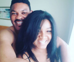 Omotola Ekeinde And Hubby Celebrate Valentine With Nude Photo