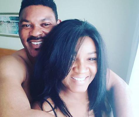 Omotola Ekeinde And Hubby Celebrate Valentine With Nude Photo