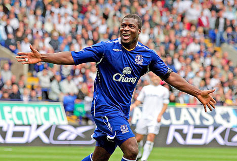 34 Year-old Yakubu Aiyegbeni On Trial At Coventry City