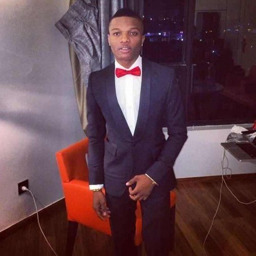 Wizkid Showcases Uncanny Semblance With Dad In Throwback Picture