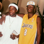 Humble Beginnings! 2face Shares Epic Throwback Picture With Kcee