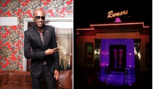 50 Cent & Floyd Mayweather To Grace The Opening Of 2face's New Club On Lagos Island