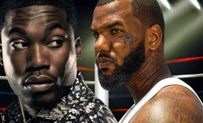 Rapper, The Game Slams Meek Mill For Trolling Nicki Minaj On Instagram Over Remy Ma's Diss Track
