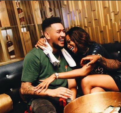 10 Moments When Lovebirds, AKA And Bonang Matheba Were Our Couple Goals!