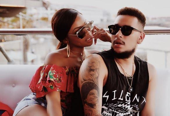 AKA Says Recent Breakup With Bonang Was All a Calculated Marketing Stunt For His New Song