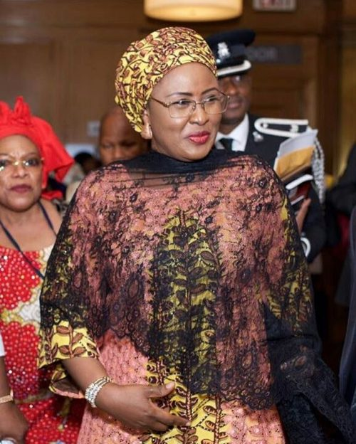 First Lady, Aisha Buhari Showers Ailing Patients In Hospitals Across Abuja With Gifts To Mark 46th Birthday