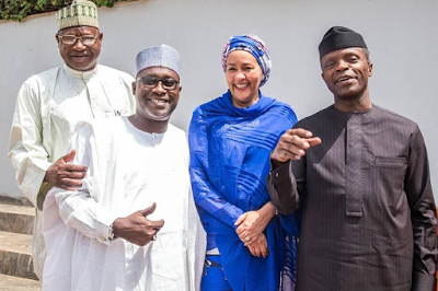 Federal Executive Council Holds Emotional Valedictory Service For New UN Appointee, Amina Mohammed [Photos]