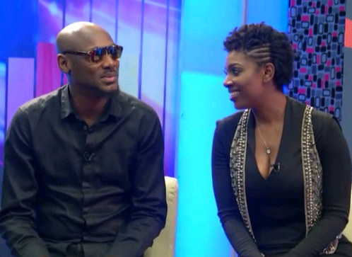 """""""I Connect To The Love In Your Conscience"""" – Annie Idibia Waxes Poetic About 2face Persona In New Post"""