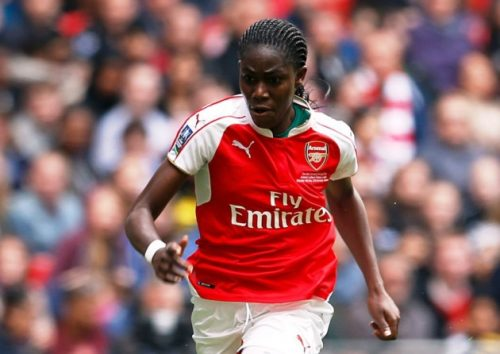 Asisat Oshoala Leaves Arsenal, Seals Big money Move To Chinese CLub
