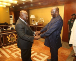 Atiku Abubakar Visits Ghana's New President, Nana Akufo-Addo