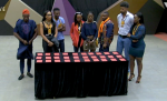 #BBNaija Offers Startling Twist As 8 Housemates are Nominated For Eviction + Bisola & Bally Go On Vacation