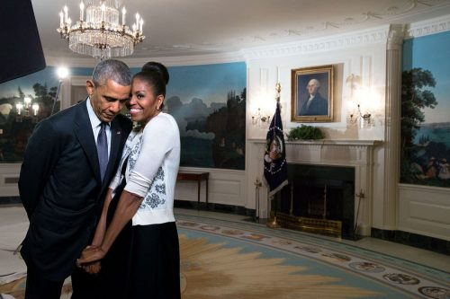 Michele And Barack Obama Set Social Media Agog With This Valentine Day Note To Each Other