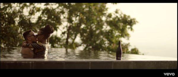 Bonang Matheba Makes Cameo Appearance In  Boyfriend, AKA's New Music Video