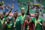 #AFCON2017: Burkina Faso Cements 3rd Place Courtesy World Class Alain Traore's Free kick [Watch]